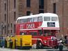non-PSV -RM2418 [Street Food Diner] 171101 Liverpool (maljoe) Tags: nonpsv routemaster aec aecroutemaster liverpool albertdock streetfooddiner