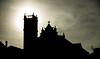Porto Formoso 2 (Bilderschreiber) Tags: church kirche porto formoso portoformoso sao miguel saomiguel azores azoren portugal silhouette gegenlicht backlight sun sonne kreuz