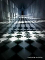 Valzer (Ecinquantotto ( + 1.468.000 views !!! GRAZIE) Tags: architettura architecture arte art colori colors dreams finestre venaria geometrie geometric italia italy valzer