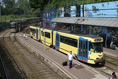 2009-07-01, Bruxelles, De Wand (Fototak) Tags: tram strassenbahn pcc bruxelles stib mivb belgium t7900 ligne19 7924