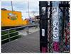 NYC 2017 - MEDIOCRE_MASSAKRE_MAY (MEDIOCRE_MASSAKRE) Tags: mediocremassakre mask stickers streetart new york coney island hot dog pontile legno vento spiaggia oceano geometria solenoide lilin may america usa trip nathans