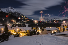 New Year Valbella/Lenzerheide (fee_photo) Tags: valbella lenzerheide schweiz new year firework