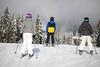 Sibling Skiing (clappstar) Tags: stevenspass skiing snowskiing