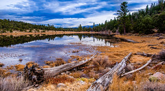 Steven's Lake Winter (JarrodLopiccolo) Tags: markleeville hiking winter 2018 sierranevada nature outdoor landscape laketahoe sierrs sierra