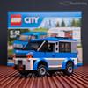 60117 alternate VAN (KEEP_ON_BRICKING) Tags: lego city 60117 van alternate model mod moc car legocity awesome
