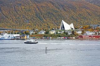 Ishavskatedralen / Ishav Cathedral, Tromsø, Norway