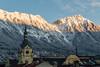 Innsbruck, Austria in the Morning
