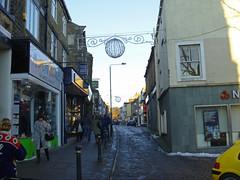 2010.12-24.1446csm Skipton (mwe152) Tags: skipton yorkshire northyorkshire england british shopping furcoat street christmas noel navidad christmaseve shops weihnachten icy snow cold kalt hiver winter westriding bd23
