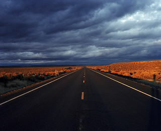 Roads and me