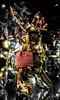 TOPW Seasonal Lights Night Walk 2017 - The Terminator Bunny... by Prada (Jay:Dee) Tags: topw2017rs topw toronto photo walks 2017 seasonal lights night walk christmas window display saks fifth avenue rabbit bunny