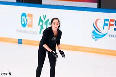 Elizaveta Tuktamysheva (asveri) Tags: figureskating isufigureskating ifp2017 grandprix grandprixfrance practice internationauxdefrance