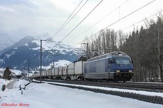 BLS/railCare Re 465 015