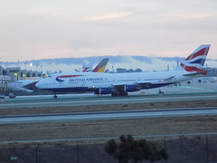 British Airways 747 (Michael K 12) Tags: britishairways ba boeing 747 spotting spotter planespotting photography aviationphotography london lax losangeles