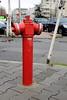 For water fire BG (zuhmha) Tags: bulgarie bulgaria winter hiver kazanlak rue street urban urbain red rouge poteau vanne color couleur line lignes courbes curve geometry géométrie letter lettre mot word sign texte text écriture