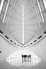 Milwaukee | Art Museum 01 (Christopher James Botham) Tags: architecture building structure museum art milwaukee wisconsin mke milwaukeeartmuseum calatrava santiagocalatrava interior sculpture white symmetry