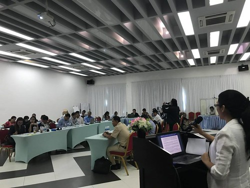 Consultative workshop supports improved transportation safety for factory workers