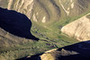 The River (Joost10000) Tags: landscape landschaft mountains river view aerial aerialphotography kyrgyzstan asia centralasia outdoors wild wilderness beauty scenic rugged house remote isolation canon canon5d eos