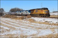 UP 5466 (Justin Hardecopf) Tags: amtk amtrak up unionpacific 5466 c45accte es44ac gevo california zephyr 6 passenger lavista nebraska railroad train