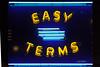 Easy Terms (Jeremy Brooks) Tags: california lodi neon sanjoaquincounty usa vintagereservegarage