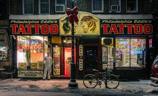 Philadelphia Eddie's Tattoo