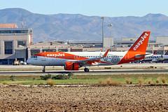 G-UZHB Airbus A.320-251N easyJet AGP 12-11-17 (PlanecrazyUK) Tags: lemg malaga–costadelsolairport malaga costadelsol guzhb airbusa320251n easyjet agp 121117