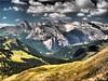 The Dolomites - view from the Sella Pass (Ostseetroll) Tags: geo:lat=4650882720 geo:lon=1176706347 geotagged canazei ita italien sellajoch trentinoaltoadige dolomiten dolomites dolomiti alpen alps