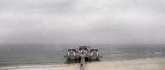Seebrücke (Ralf Westhues) Tags: sellin seebrücke rügen mecklenburgvorpommern deutschland germany outdoor meer see wasser küste coast herbst strand plage gebäude ngc wellen waves ostsee balticsea