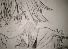 IMG_20170320_010014 (JJArtStyle) Tags: anime animeart doodle manga illustration art drawing animedrawing nanatsunotaizai sevendeadlysins meliodas