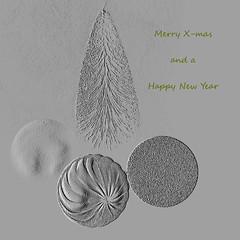 For al my Flickr-friends! (louise peters) Tags: christmas xmas merrychristmas happynewyear wish wens kerstwens nieuwjaarswens 2018