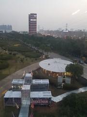 Changsha, Visiting P8 (cesarharada.com) Tags: changsha skycity tallest building daniel angela p8 china creative city