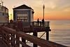 Fisherman's Pier (Zara Calista) Tags: fishermans pier california ca 50mm sigma f14 ocean west fishing evening nikon d750 coast coastal san diego