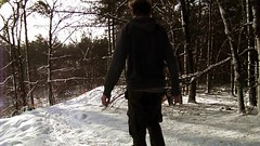 show me (Mattijn) Tags: forest winter december snow cold musicvideo song wandering strolling