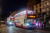 Regular Hops (Better Living Through Chemistry37) Tags: route12 stagecoach stagecoachdevon stagecoachsouthwest buses busessouthwest busesuk transport transportation psv publictransport yn67yka 15317 adl enviro400 enviro400mmc hop 12 fleetstreet lowlight nightphotography busesatnight