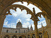 Lisboa, Mosteiro dos Jerónimos (duqueıros) Tags: lissabon lisboa lisbon portugal stadt city innenhof mosteirodosjerónimos hieronymitenkloster kloster monastery rundbogen belém duqueiros