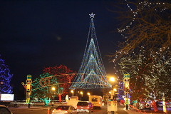 Rotary Lights, LaCrosse, Wisconsin