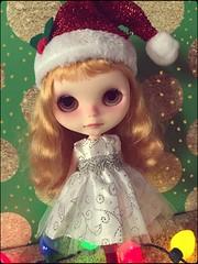 December Calendar Girl 2017  {Tiffany Gold}     ...Merry Christmas! 🎄🎅