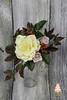 Christmas cake (Albena Bojidarova) Tags: christmas cake flowerscake shugar flowers gumpaste rose hidrangeas