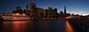 SF Waterfront (cb dg photo) Tags: salesforcetower bluehour sanfranciscobelle hornblowercruises panorama longexposure embarcaderocenter flare sunset wood pier waterfront city lamps lights transamericapyramid telegraphhill coittower sanfranciscobay sf california sanfrancisco pier7