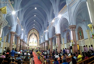 Shrine Basilica of Our Lady of Dolours, Thrissur
