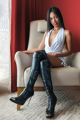 posture (sexy kutinghk) Tags: filipina petite sexy asian beauty tiny babe portrait slim figure fit fucktoy slut horny beautiful hot stunning model pinay slutware slutwear girl woman erotic clubwear sexiest
