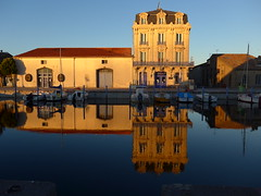 Marseillan (September Songs) Tags: marseillan france francja lhérault languedocroussillon occitanie port reflets