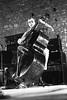 Bill Evans trio (+ Lee Koniz) - Marc Johnson (photograph61) Tags: jazz bill evans ilford 400asa minoltasrt101 rokkor analogicait filmfilmforever