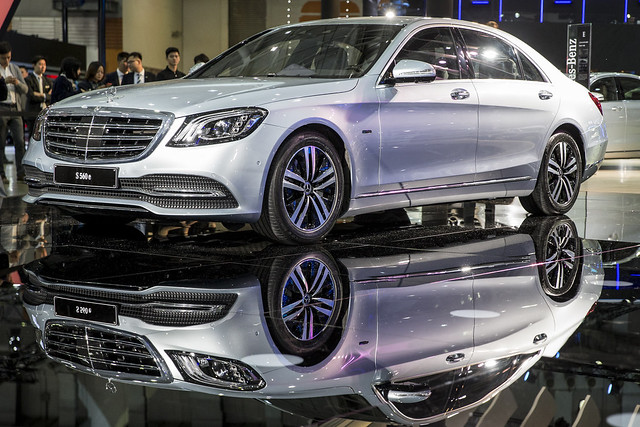 MB S560 e