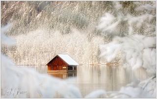 Almsee Fischerhütte