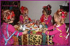 Prosit Neujahr 2018 ... mit den Kindergartenkinder ... (Kindergartenkinder) Tags: kindergartenkinder annette himstedt dolls annemoni milina sanrike tivi silvester neujahr