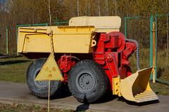 Chernobyl Liquidation Robot (tarmo888) Tags: sel50f18 sonyalpha sonyα nex7 geotaggedphoto geosetter sooc photoimage фотоfoto year2017 gpscalculator ukraine україна ukrayina украи́на украина chernobyl chornobyl чорнобиль чернобыль czarnobyl tšornobõl tšernobõl urbanexploration urbex autohdr чкалівка kyivska