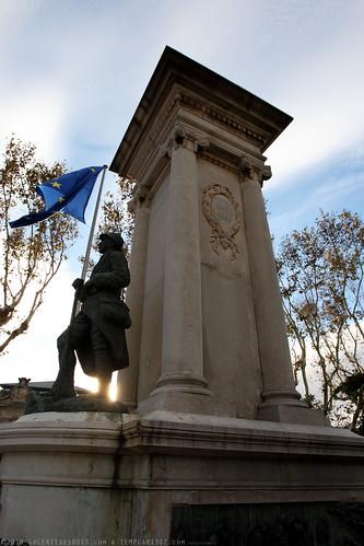 FR10 9485 WWI Monument. Narbonne, Aude, Languedoc