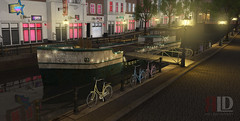 RLD - Red Light District Event (LuShes Blessed) Tags: rld redlightdistrict sl secondlife shoppingevent adult dirtysecrets lushesblessed rossmyhre amsterdam designers romance europe canal