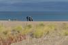 escenas de playa en invierno. (Luis Mª) Tags: bidasoatxingudi hondarribia perros personas escenasdelavida escenasdeplaya