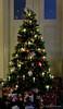 Noch steht und leuchtet unser Weihnachtsbaum...... (Sockenhummel) Tags: weihnachtsbaum christmastree tanne weihnachten christmas dezember tür fuji x30 season beleuchtung